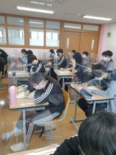 2학년 영어 쓰기대회